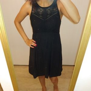 Abercrombie & Fitch Black Dress S